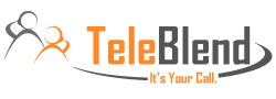 TeleBlend-It's Your Call.